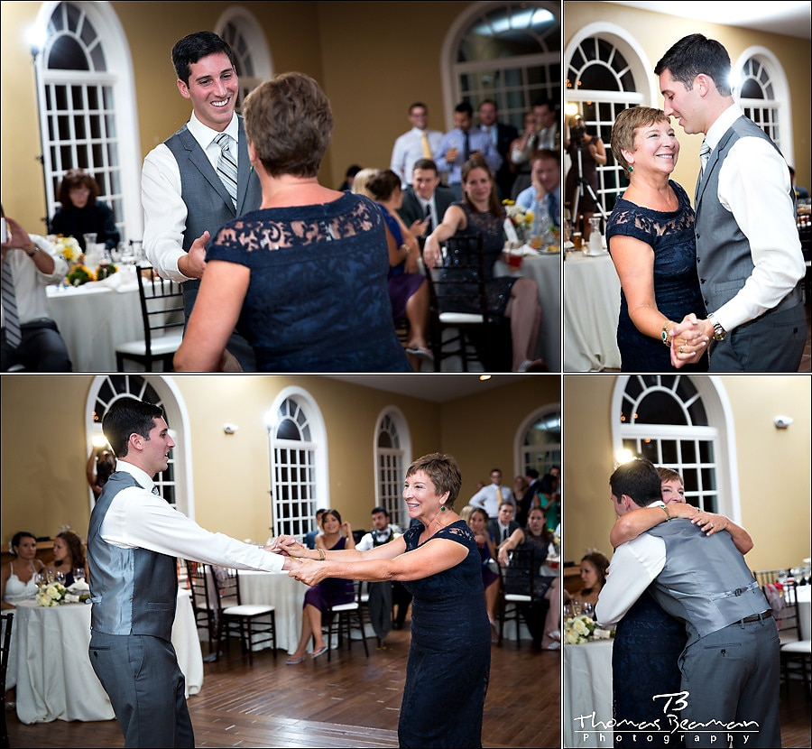 Mother Son Dance Wedding Photo Lancaster And Harrisburg Wedding