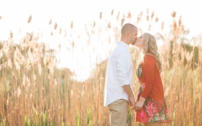 Hershey Engagement Photos | Ashley and Ryan