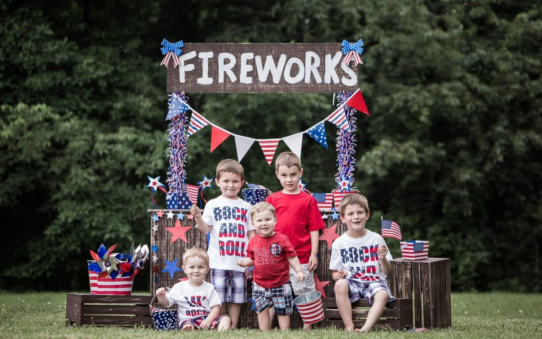 4th of July Mini Sessions | June 28th | Central PA Portrait Photographer