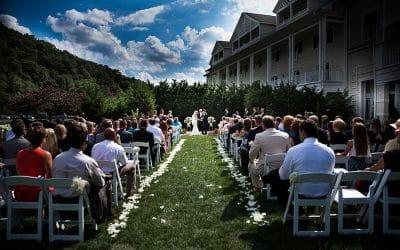 Bedford Springs Resort Wedding | Caylene and Joshua