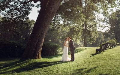 A Beautiful Poconos Wedding with Chris and Erin