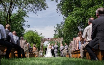 Kaitlyn and Nathan Married at Ironstone Ranch in PA