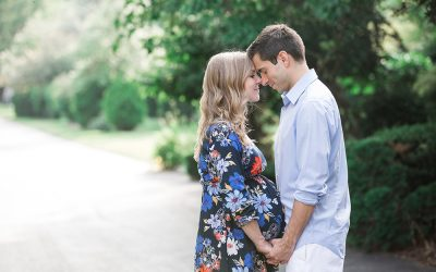 A Beautiful Maternity Session with Molly and Colin