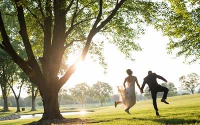 A Fun Spring Wedding at West Shore Country Club | Sarah and Brian