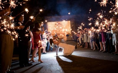 Melissa and Todd's Country Wedding at Ironstone Ranch