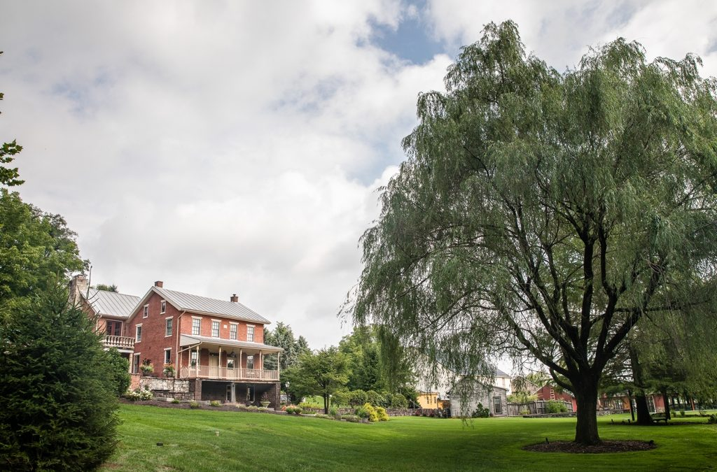 Emily and Sean Married at Historic Acres