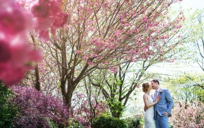 Gorgeous Spring Wedding at Linwood Estate | Celeste & Rob