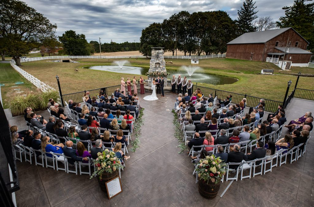 Picture Perfect Wedding Venues in Central PA